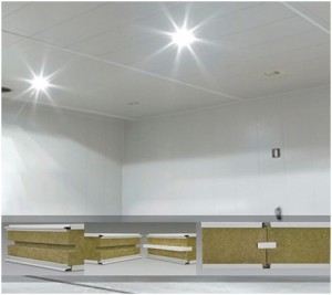 Rockwool Fireproof Panels